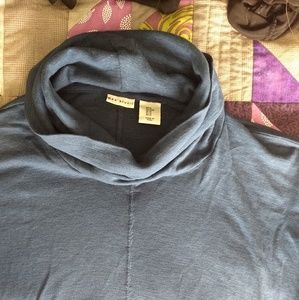 cowel neck shirt